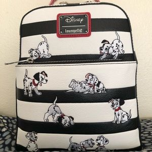 Loungefly 101 Dalmatians Mini Backpack